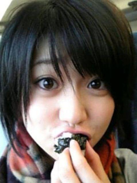 大島優子コリスチームK AKB48  黒髪ショートの画像 プリ画像