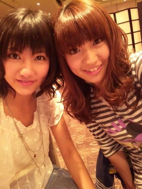 宮澤佐江大島優子コリスパッツンチームK AKB48の画像(プリ画像)