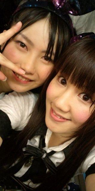 横山由依ゆいはん鈴木まりやまりやんぬチームK チームB AKB48の画像(プリ画像)