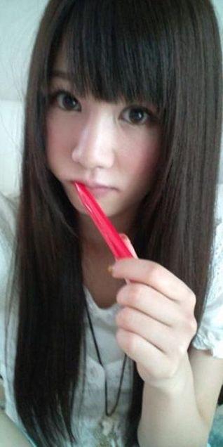 鈴木まりやまりやんぬチームB AKB48  歯ブラシの画像(プリ画像)
