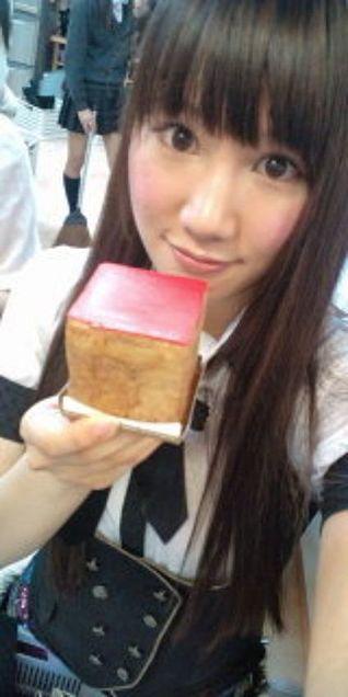 鈴木まりやまりやんぬチームB AKB48  おやつの画像(プリ画像)