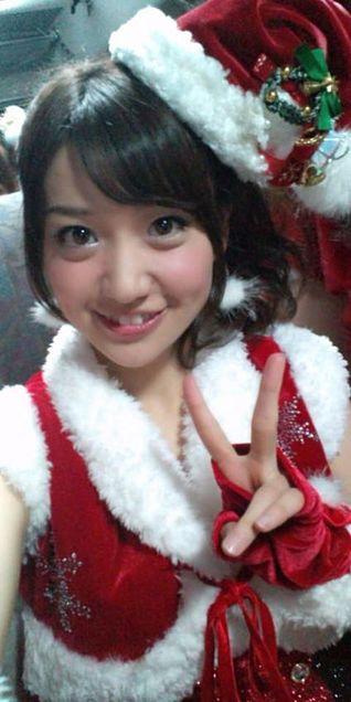 大島優子コリスMステスーパーライブ2010  チームK AKB48