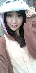 大島優子コリスチップ着ぐるみチームK AKB48の画像(プリ画像)