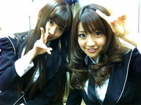 小嶋陽菜こじはるこじゆう大島優子コリス Beginner  チームA チームK AKB48の画像(プリ画像)