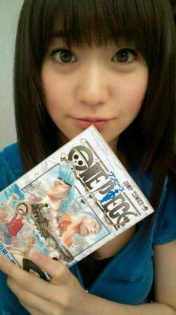 大島優子コリス ONE PIECE  チームK AKB48  パッツンの画像(プリ画像)