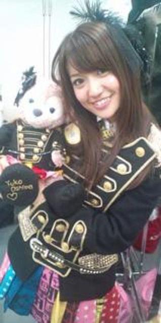 大島優子コリスヘビーローテーションダッフィーチームK AKB48の画像 プリ画像