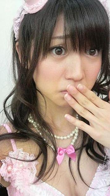 大島優子コリスチームK AKB48  黒髪の画像 プリ画像