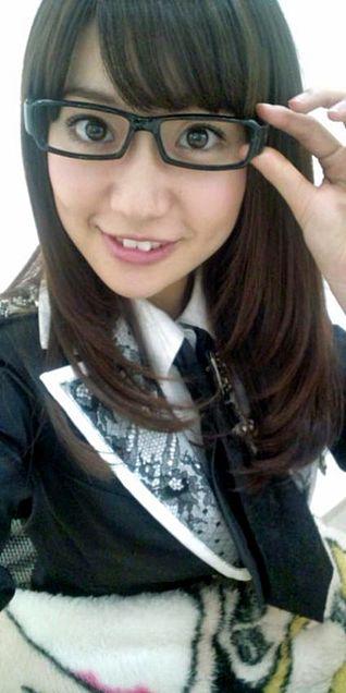 大島優子コリスメガネレコード大賞チームK AKB48の画像 プリ画像