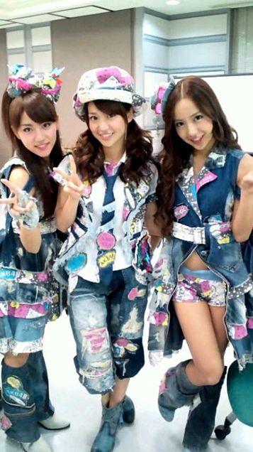 高橋みなみたかみな大島優子コリス板野友美ともちんヘビーローテーションチームA チームK AKB48の画像(プリ画像)