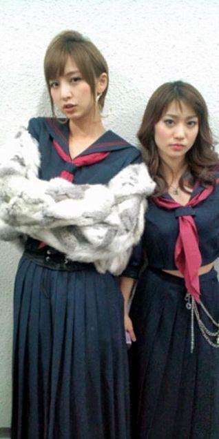 篠田麻里子大島優子コリスマジすか学園サドチームA チームK AKB48の画像(プリ画像)