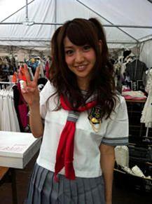 大島優子コリスツイン秋祭りチームK AKB48の画像(プリ画像)
