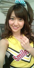 大島優子コリスチームK AKB48  チアガールの画像(プリ画像)