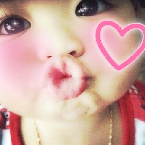 かわいい 赤ちゃんの画像 プリ画像