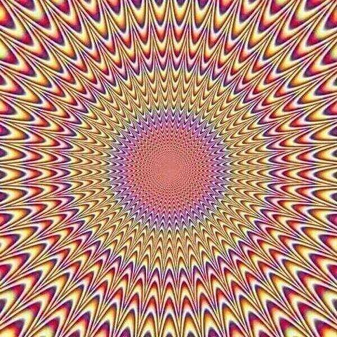 ストレス溜まってると動いて見える画像の画像 プリ画像   ストレス溜まってると動いて見える画像