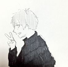 イケメン イラスト 横顔 男の子の画像10点完全無料画像検索のプリ画像