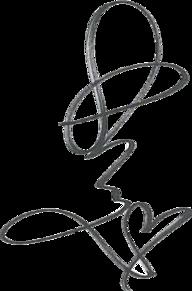 タカラジェンヌ サイン 背景透過 プリ画像