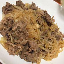 糸こんにゃくと牛肉のうま煮@浅利祐作の画像(こんにゃくに関連した画像)
