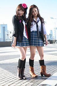 クイーン&エリザベス AKB48 板野友美 河西智美の画像(プリ画像)
