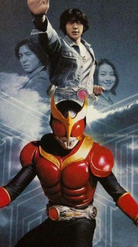 仮面ライダークウガ (キャラクター)の画像 p1_36