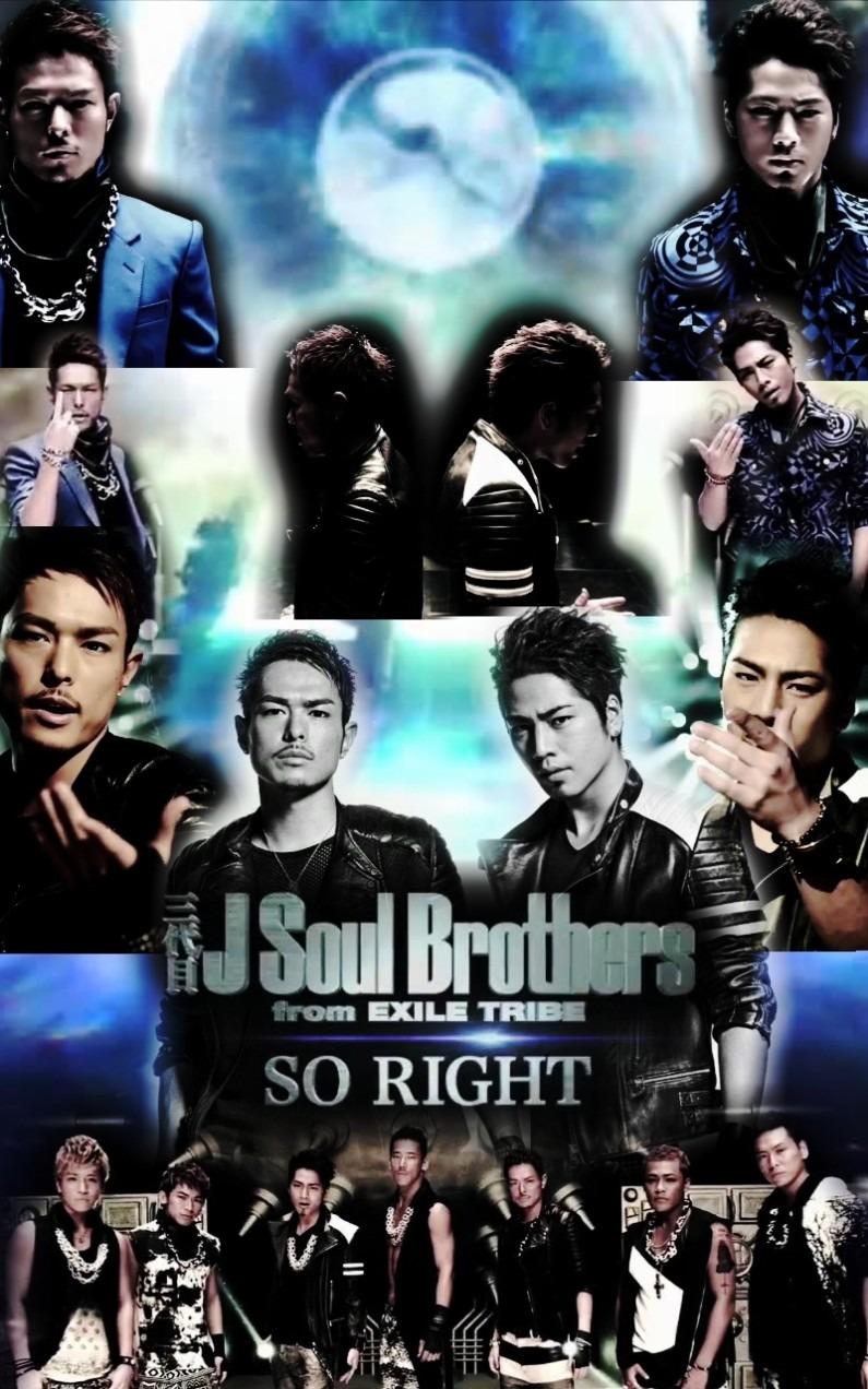三代目 J Soul Brothers So Right 完全無料画像検索のプリ画像 Bygmo