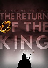the Lord of the Rings the Return of the Kingの画像(LOTRに関連した画像)