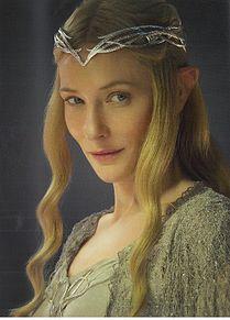 teh Hobbit Galadriel Cate Blanchettの画像(LOTRに関連した画像)