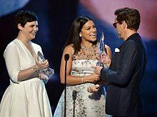 PCA2015 Robert Downey Jr. Ginnifer Goodwin Gina Rodriguezの画像(Ginaに関連した画像)