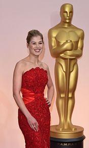 Oscars2015 Rosamund Pikeの画像(プリ画像)