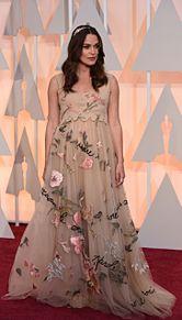 Oscars2015 Keira Knightleyの画像(KeiraKnightleyに関連した画像)