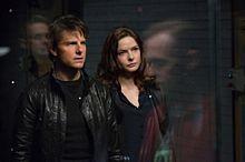 Tom Cruise Rebecca Fergusonの画像(プリ画像)
