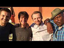 Tom Cruise Simon Pegg Jeremy Renner Ving Rhamesの画像(プリ画像)