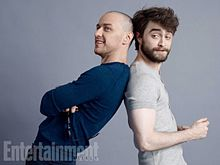 James McAvoy Daniel Radcliffeの画像(プリ画像)