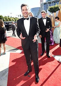 Emmys2015 Jimmy Fallonの画像(JimmyFallonに関連した画像)