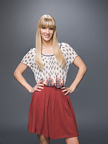 glee Heather Morris Brittany S. Pierceの画像(プリ画像)