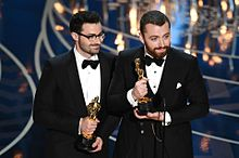 Oscars2016 Sam Smith Jimmy Napesの画像(Jimmyに関連した画像)