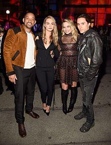 Will Smith Cara Delevingne Margot Robbie Jared Letoの画像(プリ画像)
