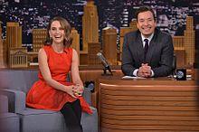 Natalie Portman Jimmy Fallonの画像(JimmyFallonに関連した画像)