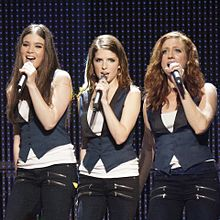 pitch perfect 2 Anna Kendrick Hailee Steinfeld Brittany Snowの画像(BrittanySnowに関連した画像)
