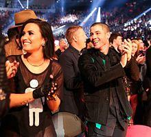 BBMAs2016 Nick Jonas Demi Lovatoの画像(Nickに関連した画像)