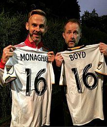 Dominic Monaghan Billy Boydの画像(DominicMonaghanに関連した画像)