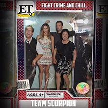 SDCC2016 scorpion castの画像(SCORPIONに関連した画像)