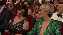 Emmys2016 Sarah Paulson Marcia Clarkの画像(マルシアに関連した画像)