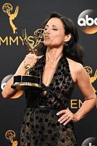 Emmys2016 Julia Louis-Dreyfusの画像(レイファに関連した画像)