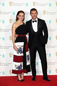 BAFTAs Luke Evans Daisy Ridleyの画像(英国アカデミー賞に関連した画像)