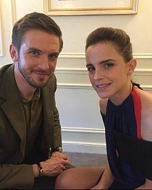 Emma Watson Dan Stevensの画像(プリ画像)