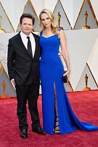 Michael J. Fox Tracy Pollanの画像(マイケル・J・フォックスに関連した画像)