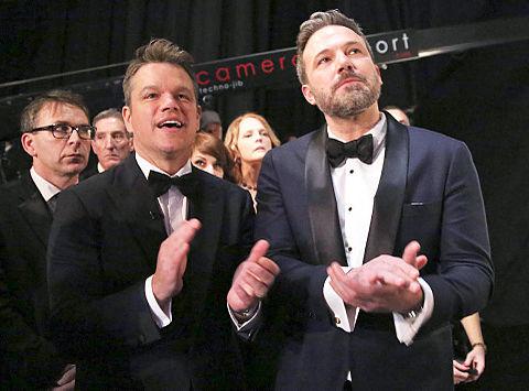 Matt Damon Ben Affleckの画像 プリ画像