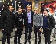 fall out boy Harrison Fordの画像(Fall Out Boyに関連した画像)