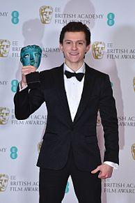 BAFTAs2017 Tom Hollandの画像(英国アカデミー賞に関連した画像)