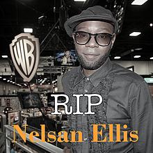 [訃報] Nelsan Ellisの画像(訃報に関連した画像)